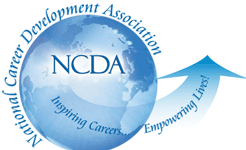 Click the NCDA log