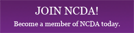 Click here to join NCDA today