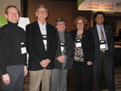 NCDA CERIC- Rob Shea Rich Feller Marilyn Van Norman Nancy Dube Riz Ibrahim
