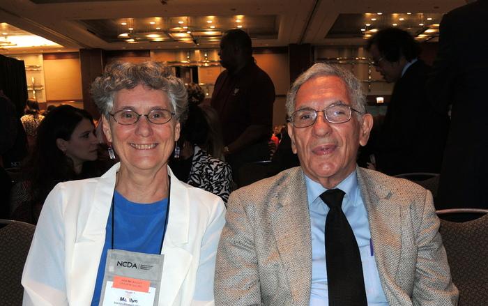 Marilyn Maze and Charles Lehman