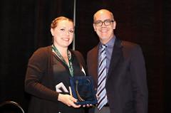 Kristin Wakefield Wins Grad Student Research Award