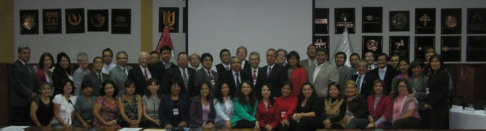 NCDA members attend inaugural Peru Career Development Association Conference