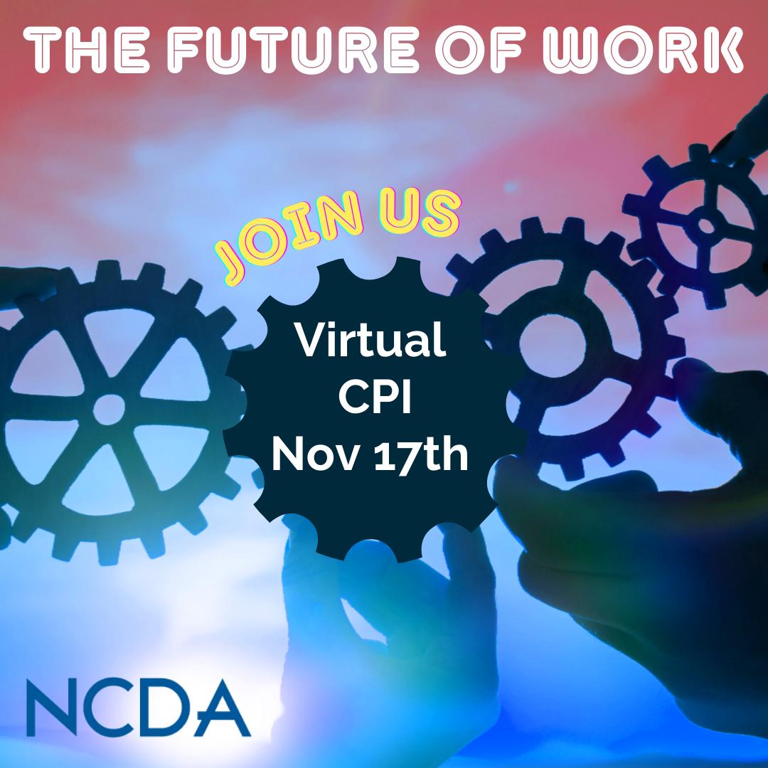 Register for the Nov 17th Virtual CPI